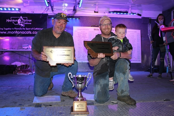 Yellowstone River Rats Win Milk River Cat Classic Title