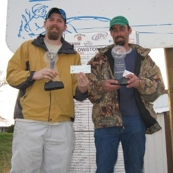 Local anglers win 2nd Annual Yellowstone Challenge