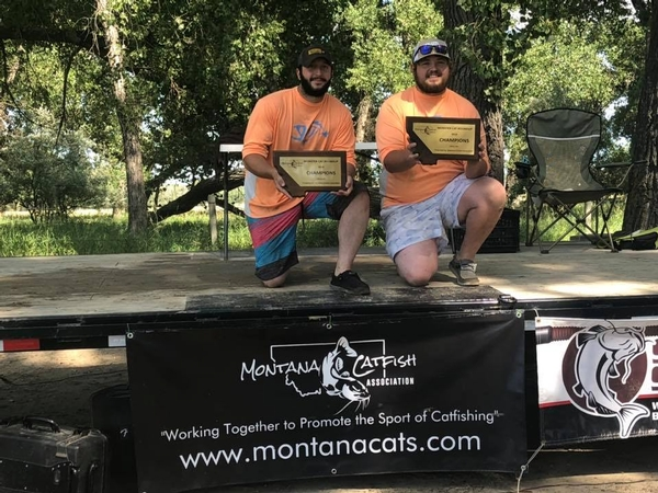 Local Anglers Crush The Field at Monster Cat Roundup