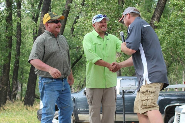 "Local Angler's ""Dream"" Comes True"