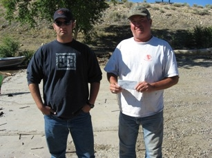 Local Anglers Win Inaugural Bighorn Catfish Tournament