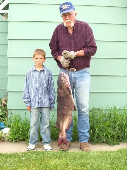 New Montana Channel Cat Record
